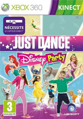 Just Dance Disney Party (kinect)