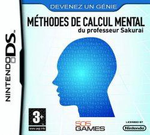 Methodes De Calcul Mental, Pr Sakuraï