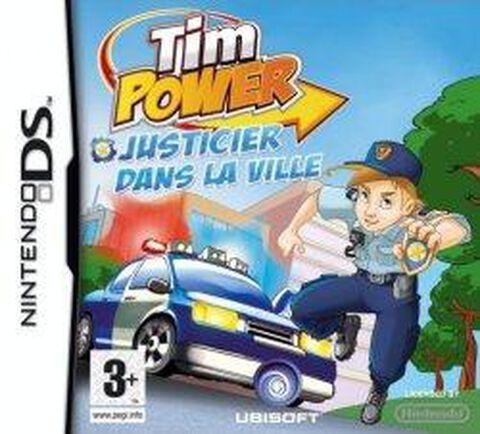 Tim Power, Justicier Dans La Ville