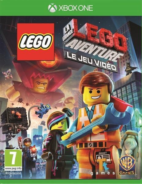 La Grande Aventure Lego Xbox One