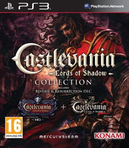 Castlevania : Lords Of Shadow Collection
