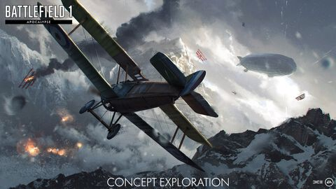 Battlefield 1 -dlc - Apocalypse