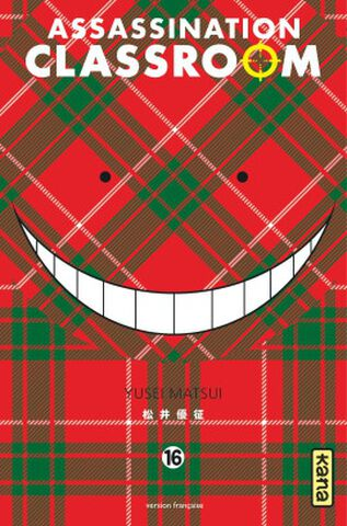 Manga - Assassination Classroom - Tome 16