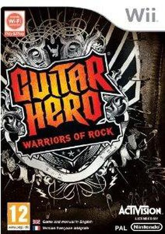 Guitar Hero, Warriors Of Rock