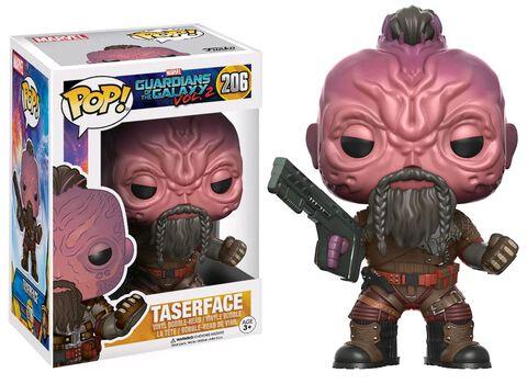 Figurine Funko Pop! N°206 - Les Gardiens De La Galaxie 2 - Taserface