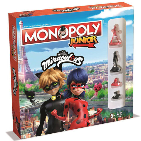 Monopoly Junior - Miraculous