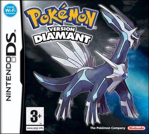 Pokemon, Version Diamant