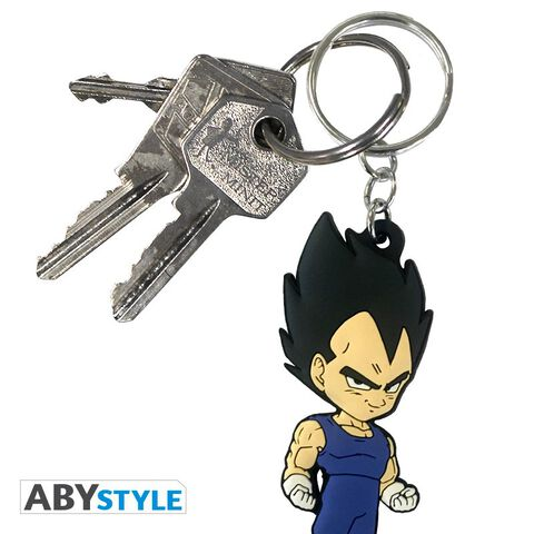 Porte-clés - Dragon Ball - Vegeta PVC