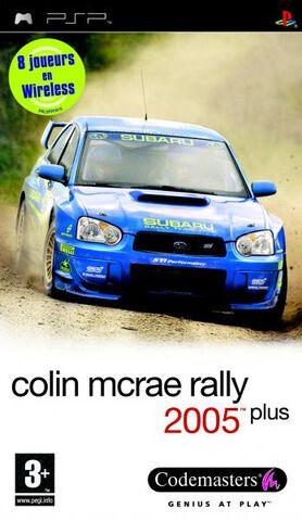 Colin Mcrae Rally 2005 +