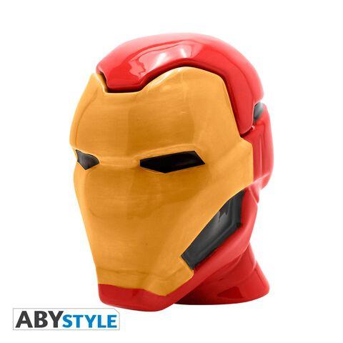 Mug - Marvel - Iron Man 3D