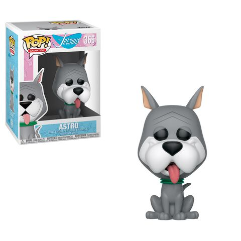 Figurine Funko Pop! N°366 - Hanna Barbera - Série 1 Jetsons Astro