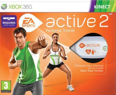 Ea Sports Active 2 (kinect)
