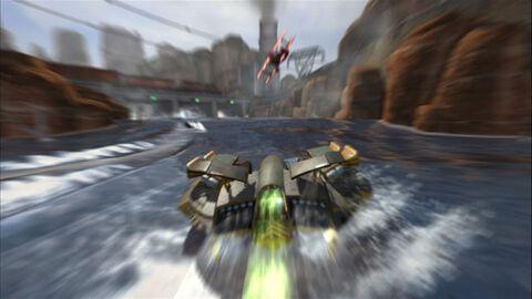 Hydro Thunder Hurricane Digital Xbox 360 à Jouer sur Xbox One - Jeu complet - Version digitale