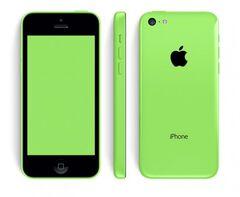Iphone 5c 32gb Orange Vert / Comme Neuf