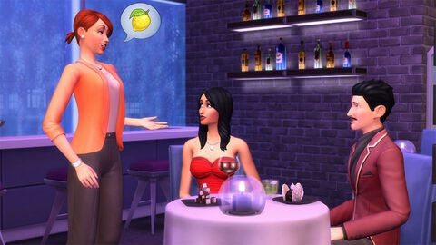 Les Sims 4 : Au Restaurant - DLC - Version digitale