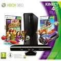 Pack Xbox 360 4 Go + Joy Ride + Kinect Incluant Kinect Adventures