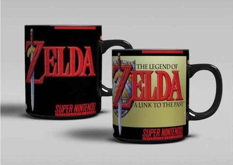 Mug - Zelda - The Legend Of Zelda Super Nintendo