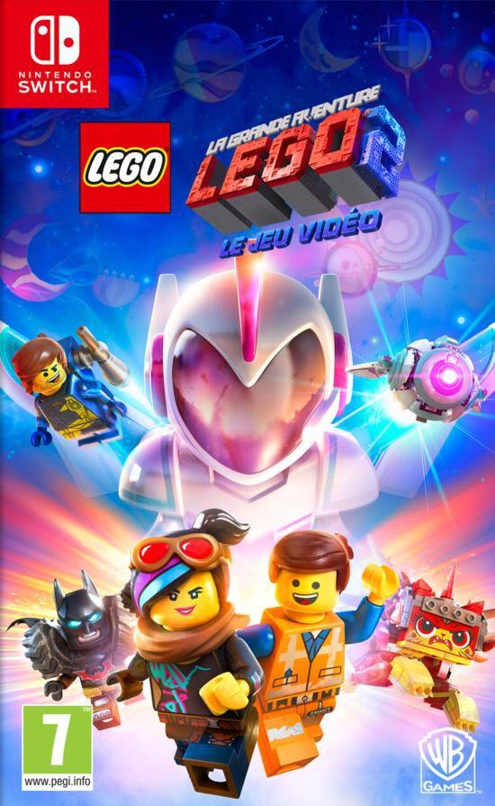 La grande aventure LEGO 2 Le Jeu Vid�o Nintendo Switch