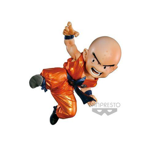 Statuette Scultures - Dragon Ball - Krilin Version Metalic