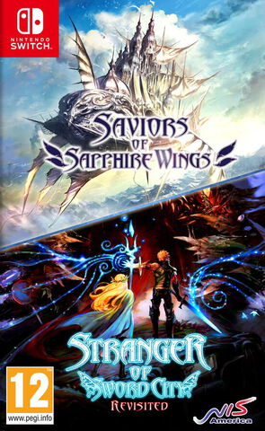 Saviors Of Sapphire Wings/stranger Of Sword City Revisited
