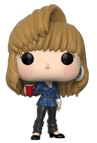 Figurine Funko Pop! N°703 - Friends - Rachel avec coupe années 80