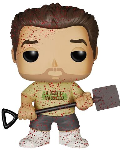 Figurine Toy Pop 241 - Shaun Of The Dead - Bloody Ed