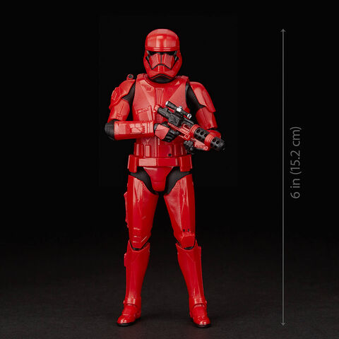 Figurine Black Series - Star Wars - Sith Trooper