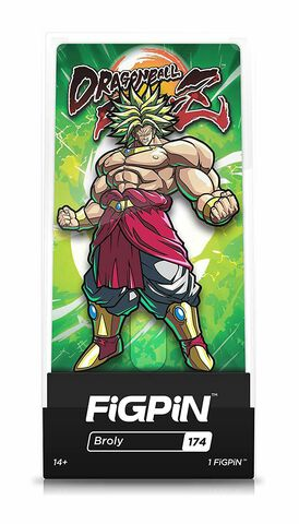 Figpin N°174 - Dragon Ball Z - Fighter Z Broly