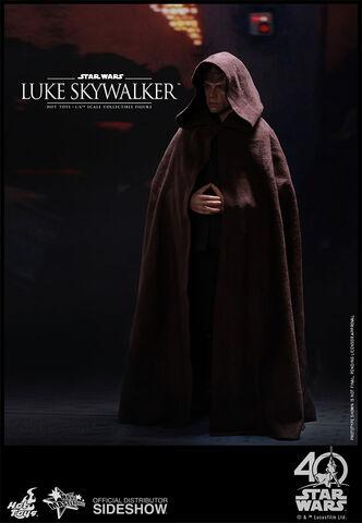 Figurine Hot Toys - Star Wars Episode VI - Luke Skywalker 28 cm