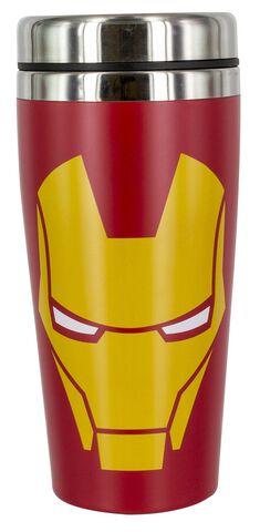 Mug de Voyage - Marvel - Iron Man