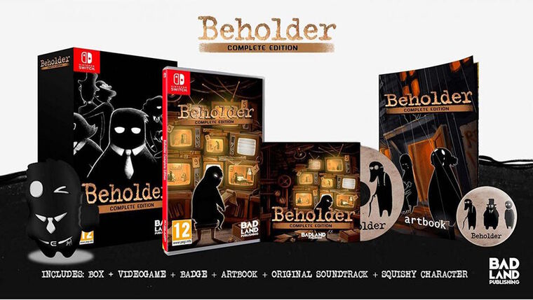 Beholder Complete Edition Collector