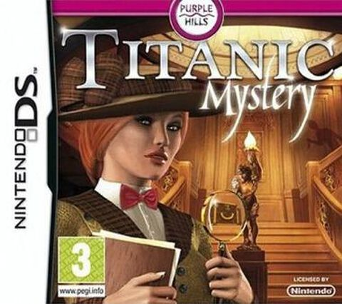 Enigmes & Objets Caches, Titanic Mystery