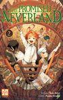 Manga - The Promised Neverland - Tome 02