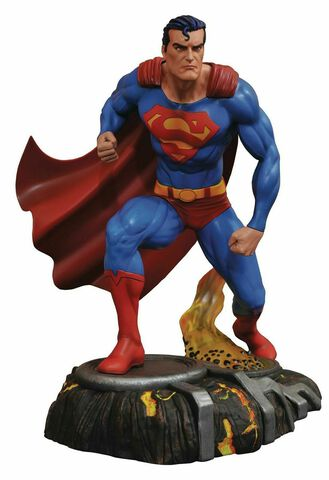 Statuette Diamond Select Gallery - Dc Comics - Superman 25 Cm