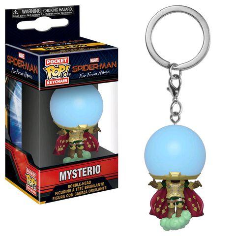 Porte-clés Funko Pop! - Spider-Man : Far From Home - Mysterio