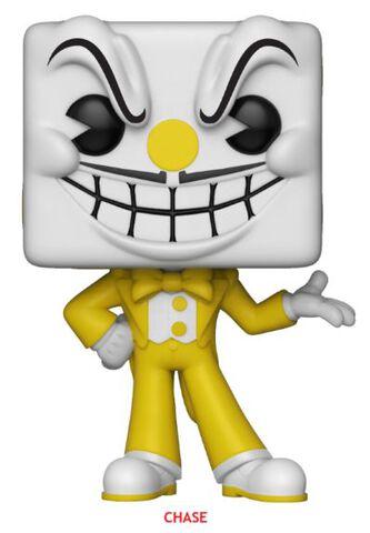 Figurine Funko Pop! N°313 - Cuphead - Série 1 King Dice (c)