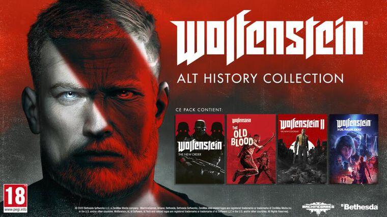 Wolfenstein Alt History Collection