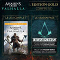 Assassin's Creed Valhalla Edition Gold