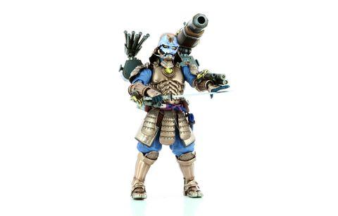 Figurine Manga Realization - War Machine Samurai 18 cm