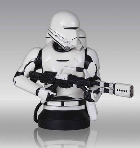 Buste Gentle Giant - Star Wars Episode VII - Order Flametrooper 1/6