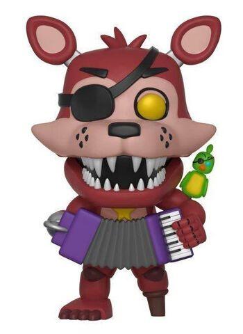 Figurine Funko Pop! N°363 - Five Nights at Freddy's Pizza Simulator - Rockstar Foxy