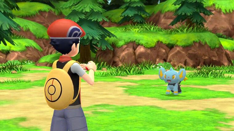 Pokemon Perle Scintillante