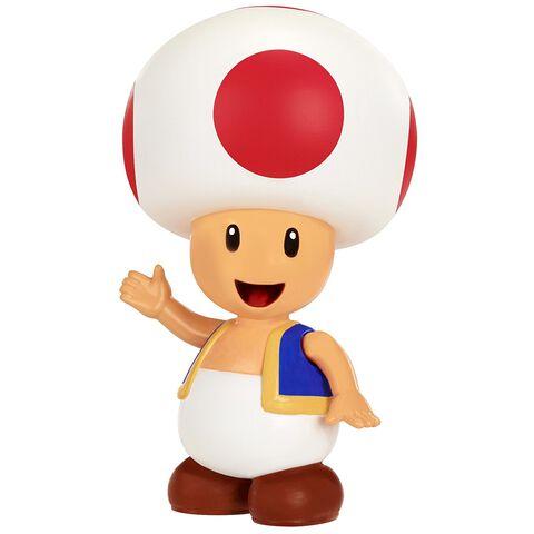 Figurine - Nintendo - Toad Rouge