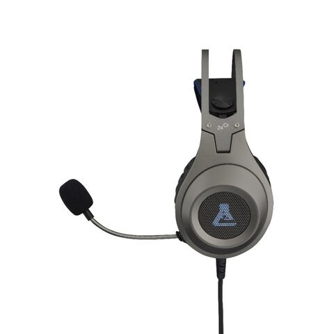 Casque The G-lab Korp Chromium Silver
