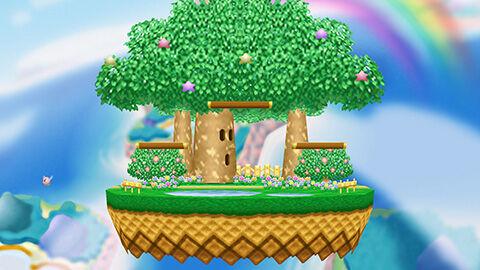 DLC - Super Smash Bros. Stage Dreamland