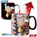 Mug - One Punch Man - Heat Change Héros 460 ml