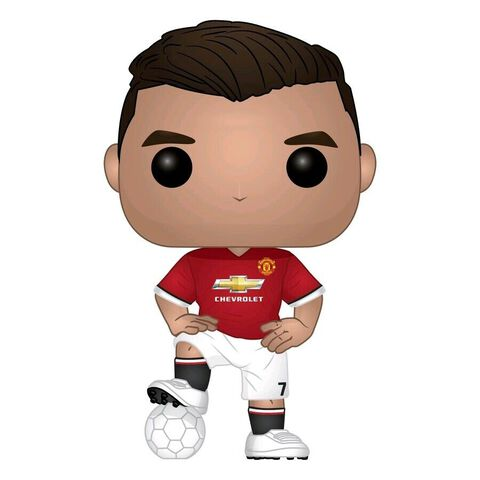 Figurine Funko Pop! N°18 - Football - Alexis Sánchez (manchester United)