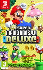 New Super Mario Bros U Deluxe