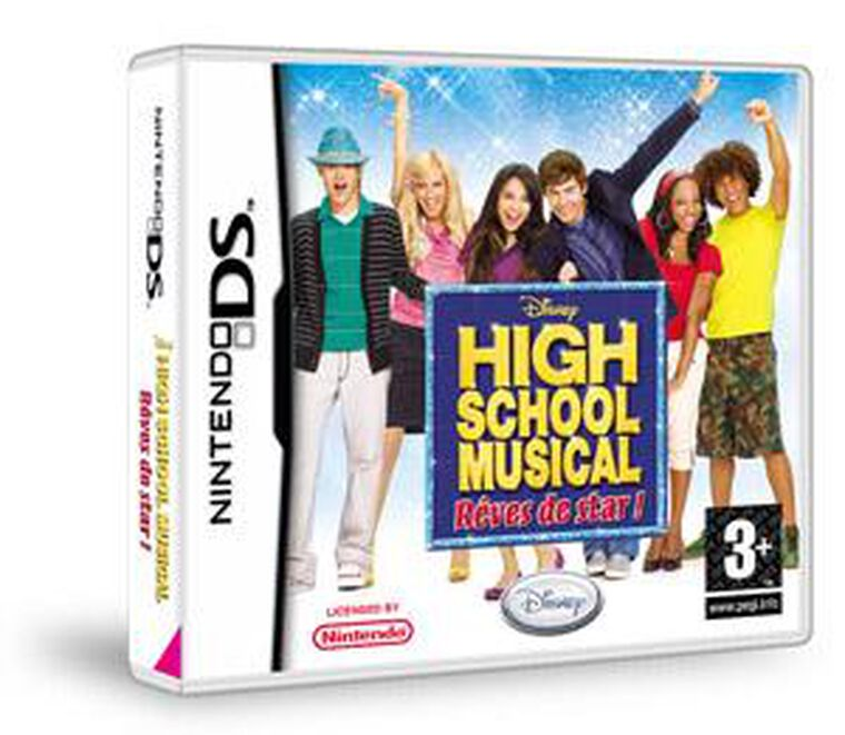 High School Musical, Rêves De Star !