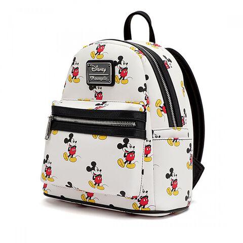 Mini sac à dos Loungefly - Disney - Mickey
